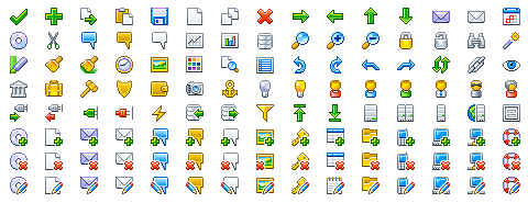 free and professional icons designed