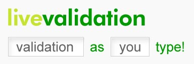 Live Validation Logo