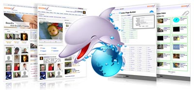 The New Dolphin 6 Smart Community Builder
