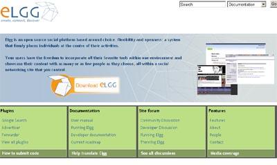 Elgg: the open source social networking platform