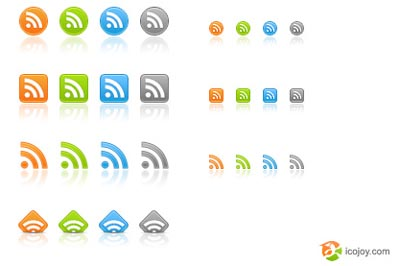 free icons rss