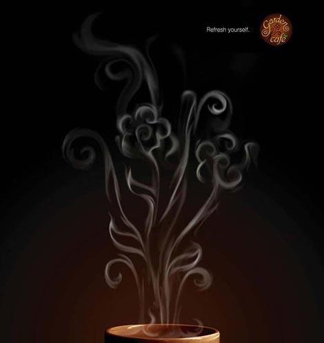 Garden-coffee
