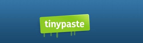 TinyPaste