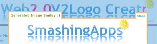 Free Web 2.0 Logo Creator 1
