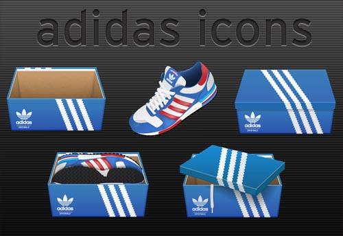 adidas icons