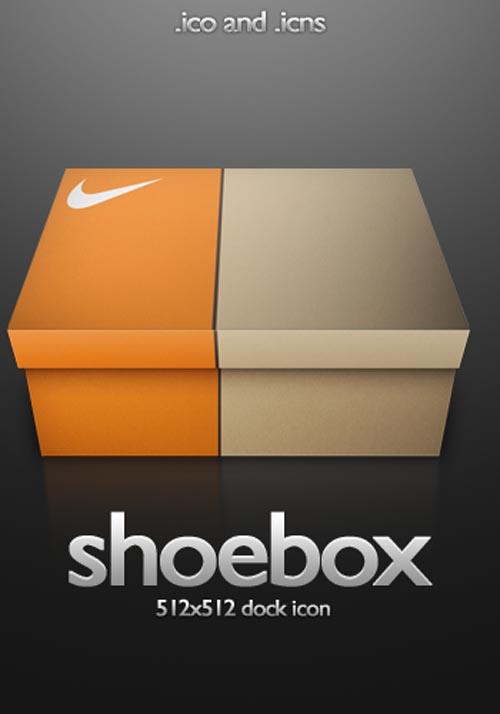 Nike Shoebox Icon