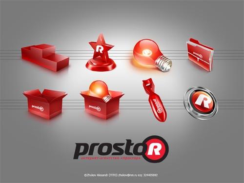Prostor Icons