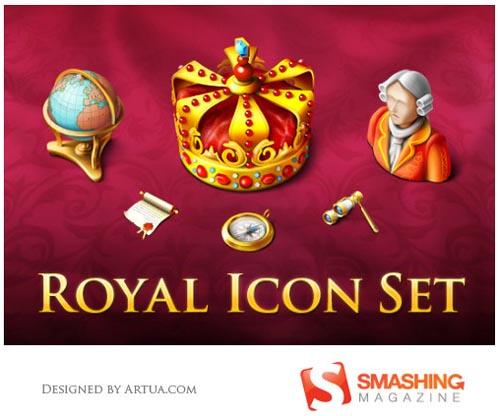 Royal Icon Set