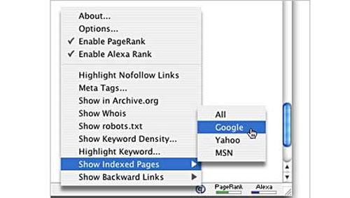 SearchStatus