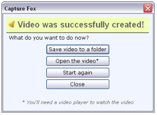 Capture Fox