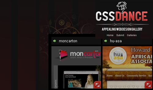 Css Gallery - Appealing Web Design Inspiration