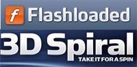 flashloaded 3d spiral