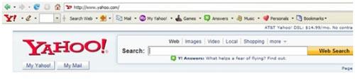 Yahoo! Toolbar 1.5.2.20080717