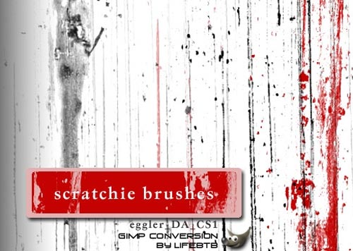 1000+ FREE High Resolution GIMP Brushes