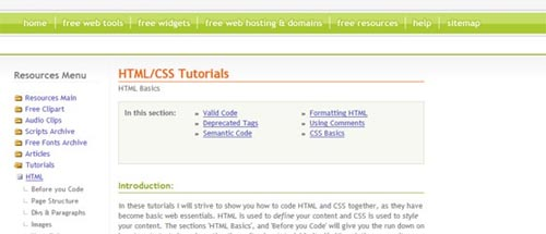 11 Useful Sources To Learn and Improve HTML Skills