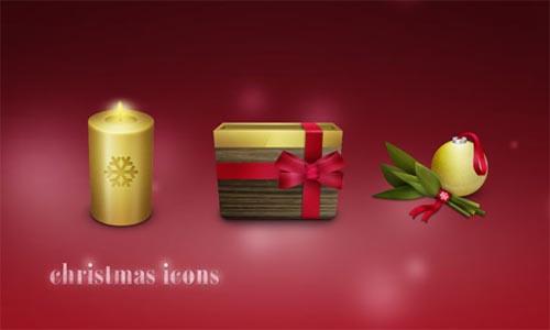 25+ Beautiful Christmas Icon Sets
