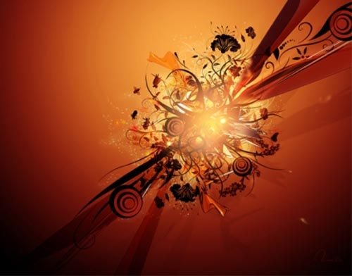 40 Tutorials for Creating Wallpaper in Photoshop