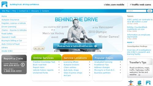 Insurance Corporation of British Columbia