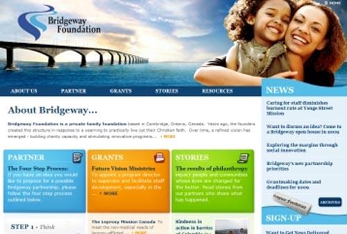 40+ Inspirational Non-Profit Website Designs