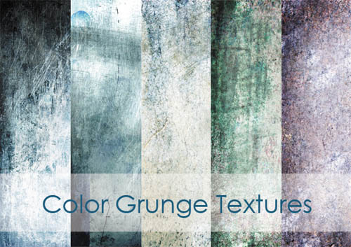 Color Grunge Textures