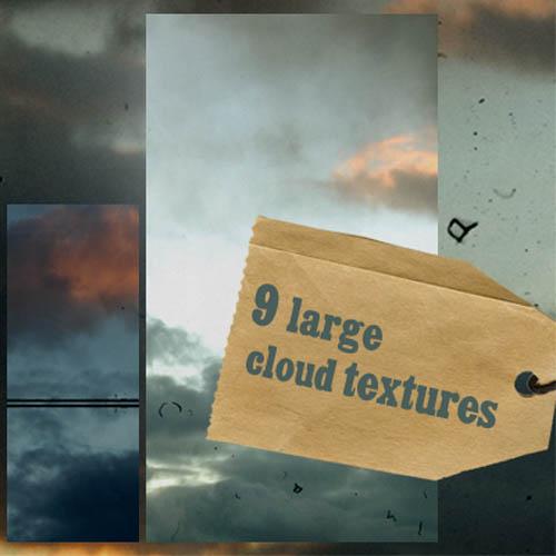 large cloud textures