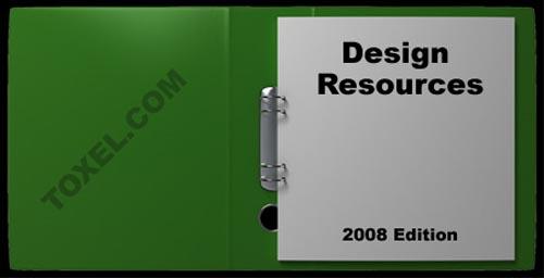 Top 75 Best Design Resources Of 2008