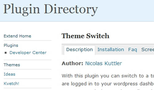12 WordPress Plugins for Theme Development