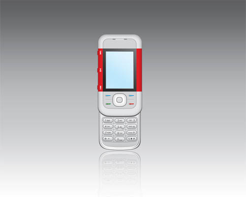 Nokia 5300 Cell phone interface