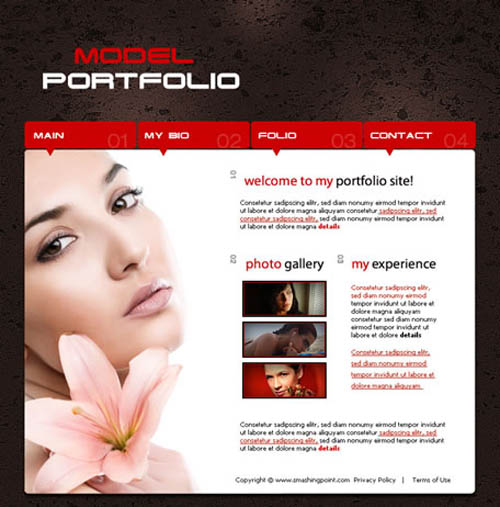 25 Photoshop Tutorials for Creating that Perfect Web Page Design