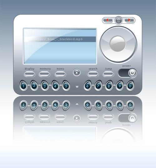MP3 Player Interface
