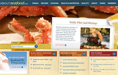 AboutSeafood
