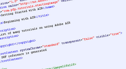 Adobe AIR and Flex - Getting Started