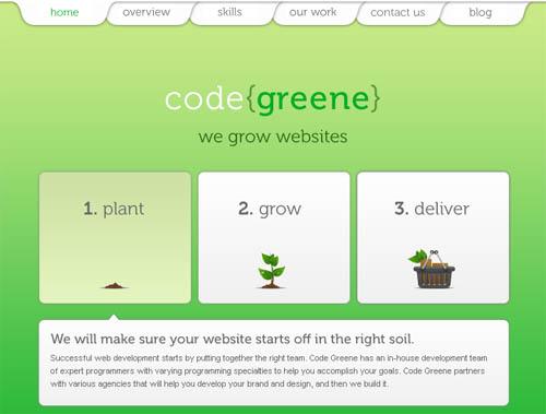 Code Greene