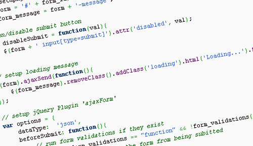 How To Build Quick and Simple AJAX Forms with JSON Responses