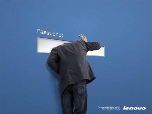 Lenovo: Face recognition