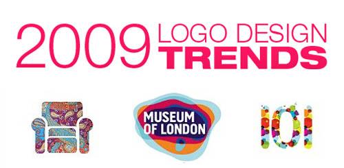 Logo Design Trends 2009