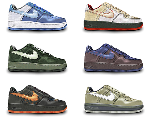 NIKE Air Force1 Icons