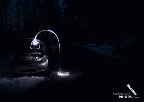 Philips Lightpen