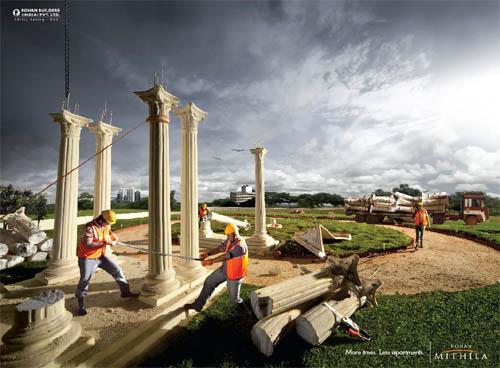 Rohan Builders: More trees