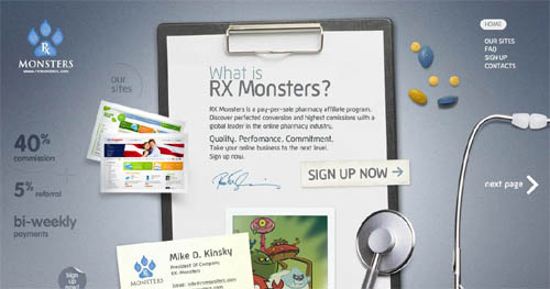 Rx-Monsters