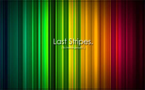 Last Stripes
