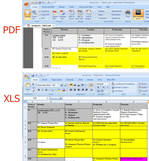 Handy Online And Free App To Get PDF-to-Excel File Instantly 5