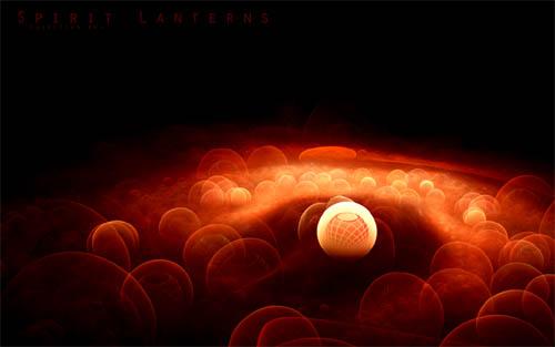 Spirit Lanterns
