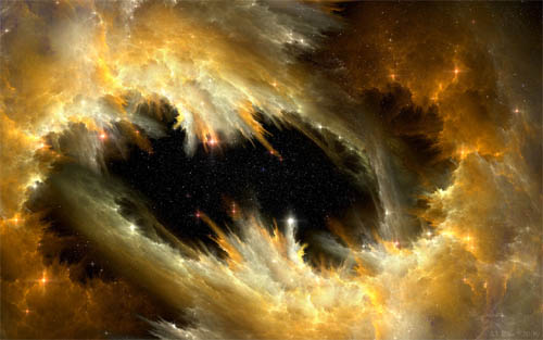 The Dancing Nebula