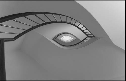 The metallic eye