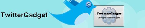 TwitterGadget