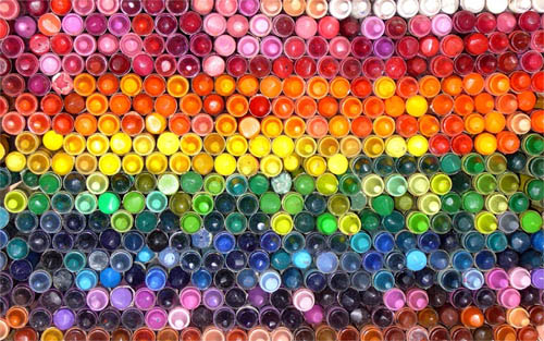 Used Crayons