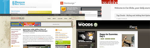 50 Inspirational Web Design Blogs