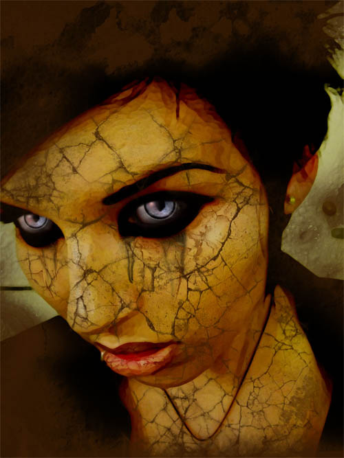 Horror-Photo Manipulation
