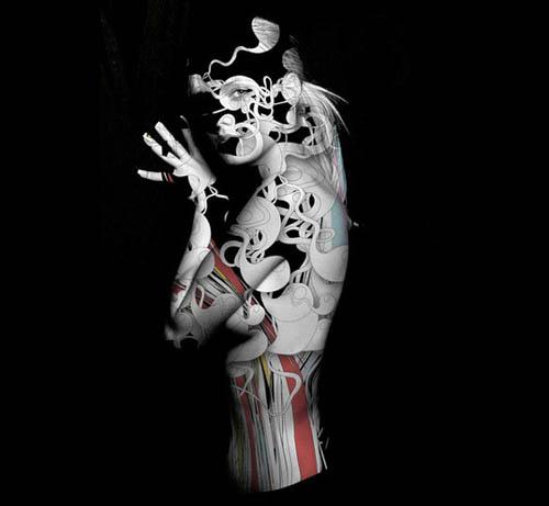 Illlustrated-Girl